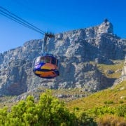 Table Mountain Cable Way Schedule 2 Cable Car