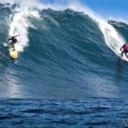 Dungeons Surf Spot Cape Town