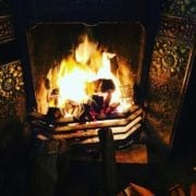 restaurants with fireplaces in Cape Town