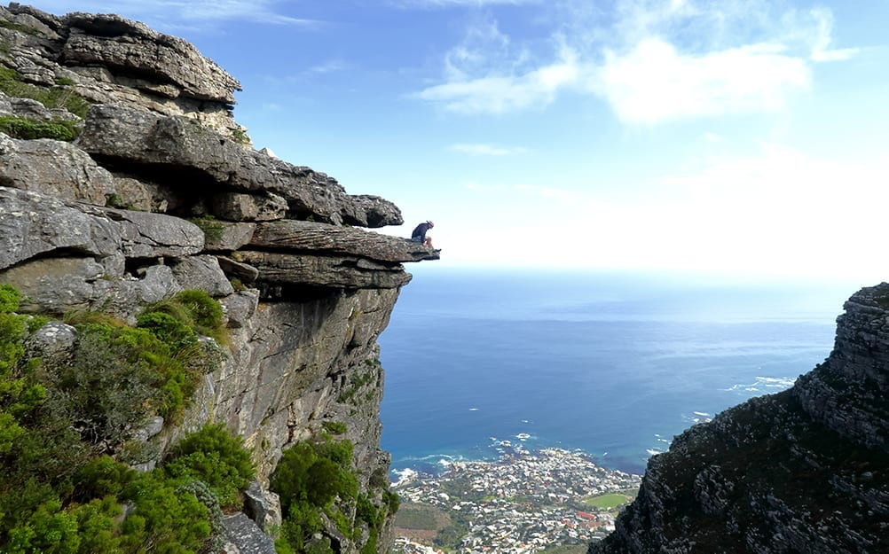 India Venster Hike Table Mountain
