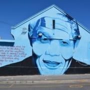 Nelson Mandela Street Art Festival Salt River Woodstock