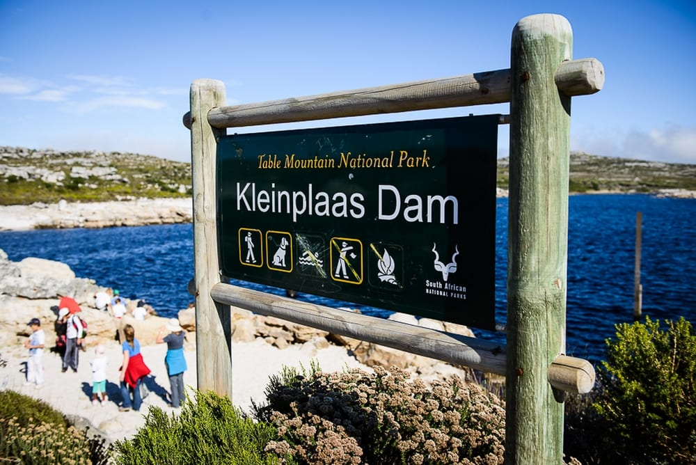 Kleinplaas Dam Redhill Top 10 Unique Things to Do in Cape Town