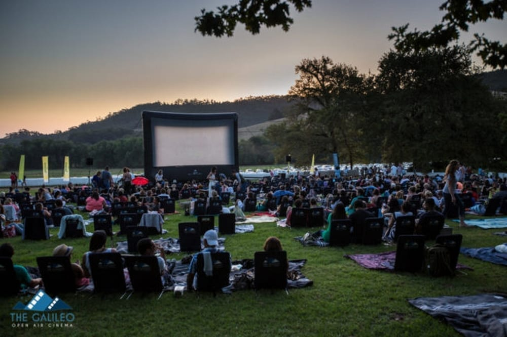 Top Ten Things to Do in Cape Town for Under R100 - The Galileo Open Air Cinema