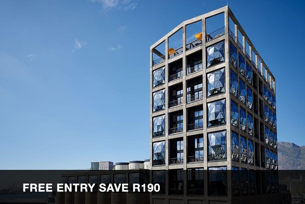 Zietz MOCAA Cape Town