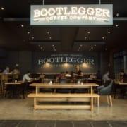bootlegger half price burger special