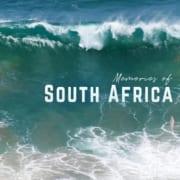 Memories of South Africa Tim Kuntzler Cover