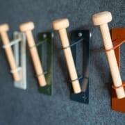 Single Hooks Pedersen and Lennard Furniture Design Company