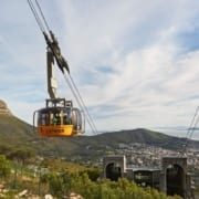 Table Mountain Aerial Cableway Open to Visitors