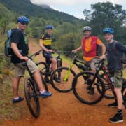 E-MTB ADVENTURES - Bicycle Ride - In Bush