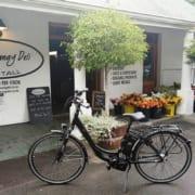 E-MTB ADVENTURES - Secret Cape Town - Bicycle Parked