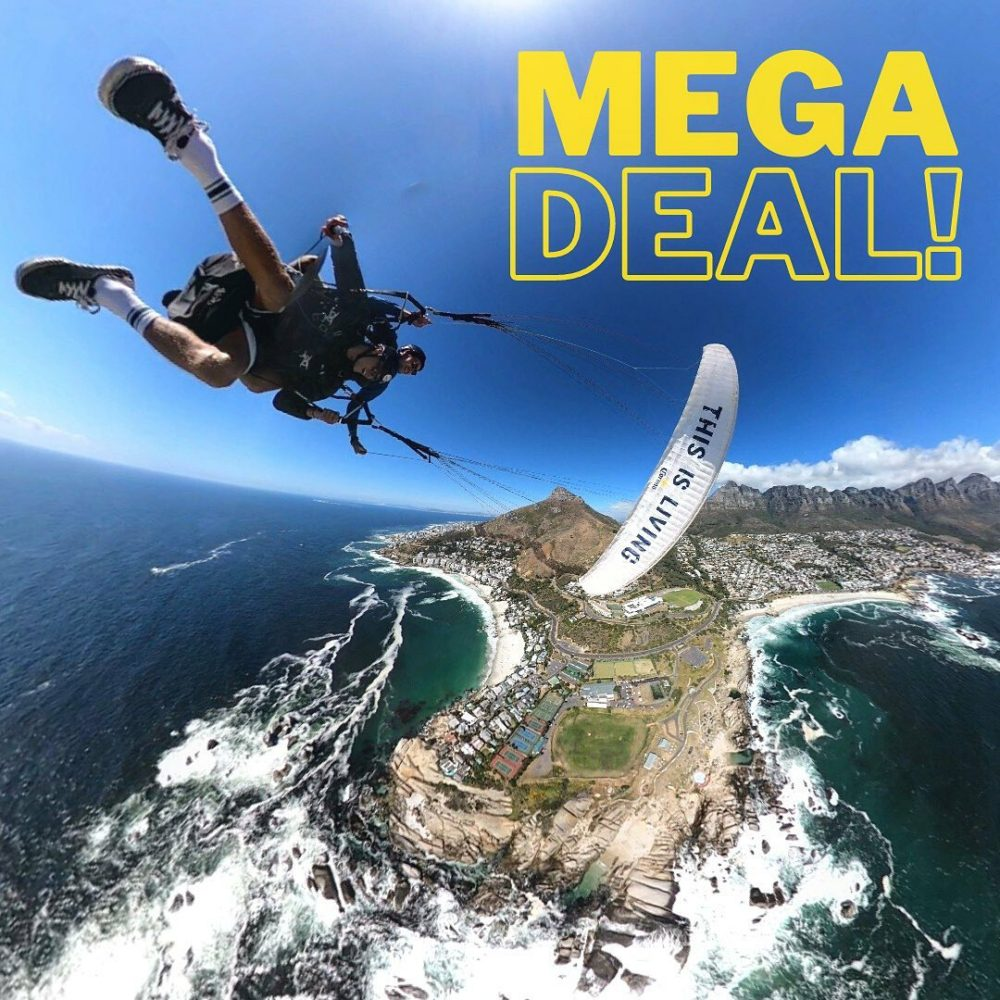 Things to do on Valentines Day in Cape Town 2021 - Cape Hope Paragliding