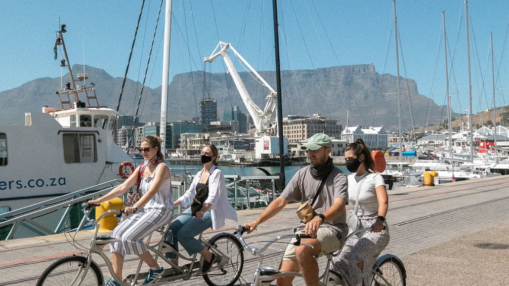 Atlantic Outlook - Cape Town Bicycle Experiences
